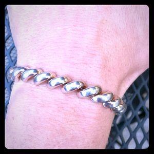 STERLING SILVER Italian Bracelet ✨📿✨